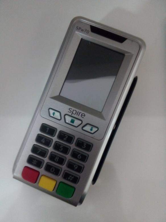 Financiación con la tarjeta de crédito.
